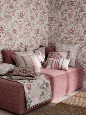 Persian Garden Fabrics